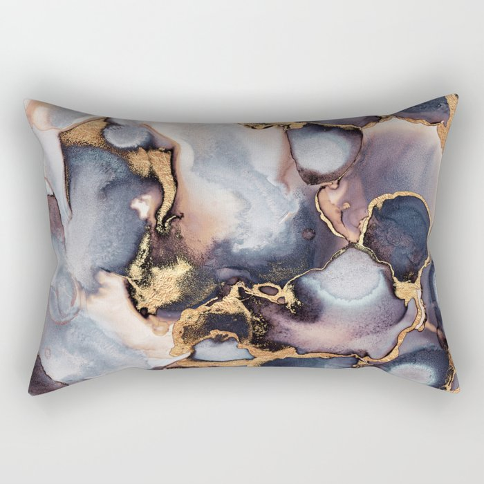 Dreamy Ink 1 Rectangular Pillow