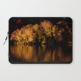 Reflections of the Fall Laptop Sleeve