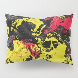 Paint art canvas Pillow Sham