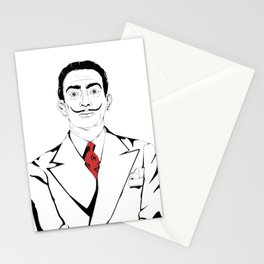 Salvador Dali Stationery Cards