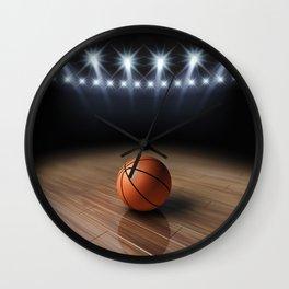 Basketball game Wall Clock