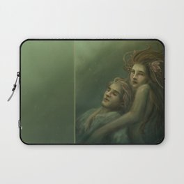 Love Rescue Me Laptop Sleeve