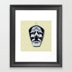 mamuthones Framed Art Print