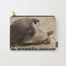 You're Turtley Awesome Carry-All Pouch