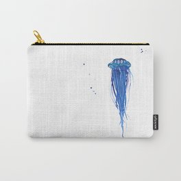 Cobalt Squishy Carry-All Pouch