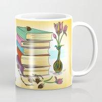 books Mugs featuring Books by famenxt