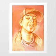 Shinoda Art Print
