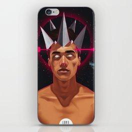 L.O.V.E. iPhone Skin