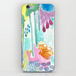 dreamscape song.  iPhone Skin