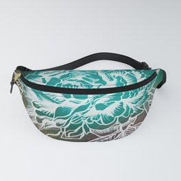 Waterflower II Fanny Pack