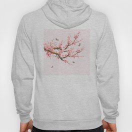 Pink Cherry Blossom Dream Hoody