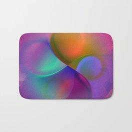 crossing colors -a- Bath Mat