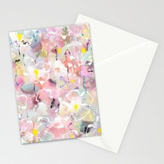 beautiful spring flowers2 Stationery Cards