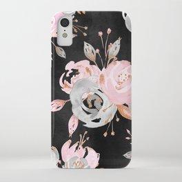 Night Roses 2 iPhone Case