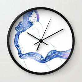 Nereid XVII Wall Clock