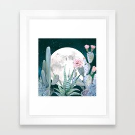 Desert Nights by Nature Magick Framed Art Print
