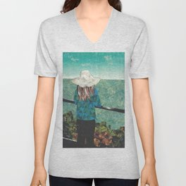 Great Unknown Unisex V-Neck