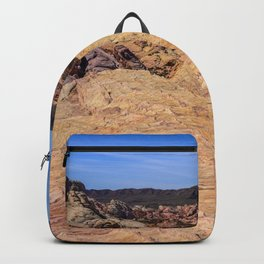 Coat_of_Many_Colors 0981 - Valley_of_Fire State_Park, Nevada Backpack