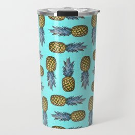 Pineapple Addict Travel Mug