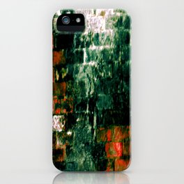 Oxidisation  iPhone Case