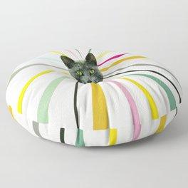 Cat's Eyes Floor Pillow