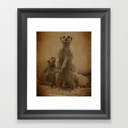 Simplez Mommy! Framed Art Print