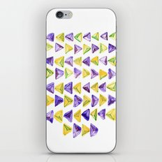 Triangle Relationship (I) iPhone & iPod Skin