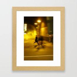 I'm in London Framed Art Print