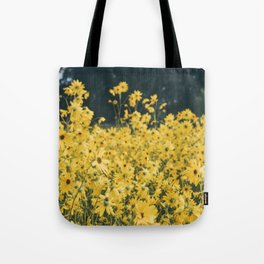 Daisies For Days Tote Bag