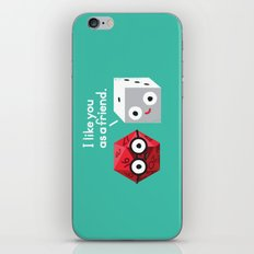 No Dice iPhone & iPod Skin