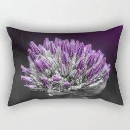 A hint of amethyst Rectangular Pillow