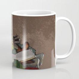King Jamison Fawkes the First Coffee Mug