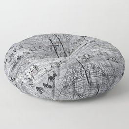 fall on inward without any regard for connections. Floor Pillow