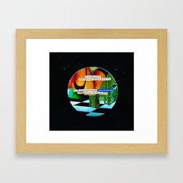 Sense Of Existential Dread Framed Art Print