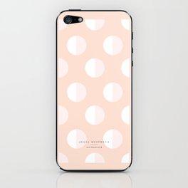 moon nude - 5s/5 iPhone Skin