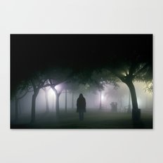 spirits drifting Canvas Print