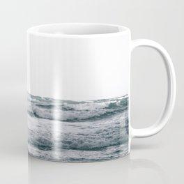 Waves V Coffee Mug