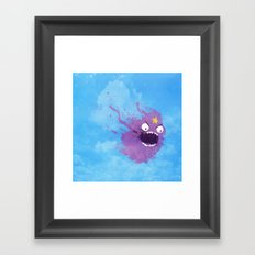 You can't have these lumps! Framed Art Print