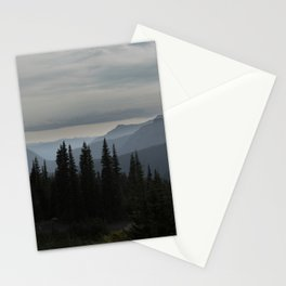 Forest Alpine Stationery Cards