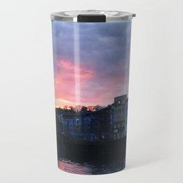 Pastel Irish Sky Travel Mug