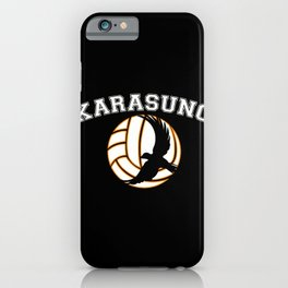 haikyuu iPhone Case