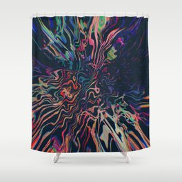 BLŸGHTTI Shower Curtain