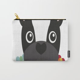 French Bulldog copy Carry-All Pouch