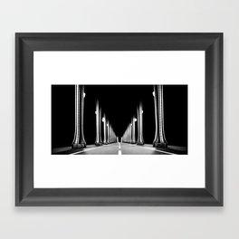 The Passage... Framed Art Print