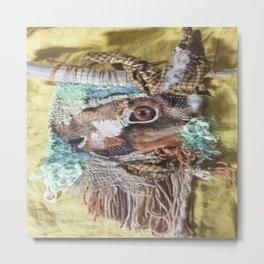 Hare Metal Print