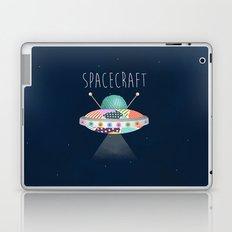 Spacecraft Laptop & iPad Skin