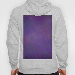 Abstract Soft Watercolor Gradient Ombre Blend 14 Dark Purple and Light Purple Hoody