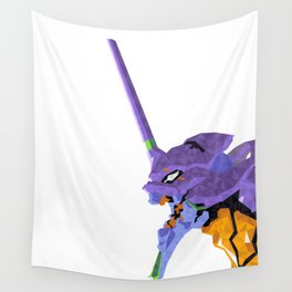 Eva-01 Wall Tapestry