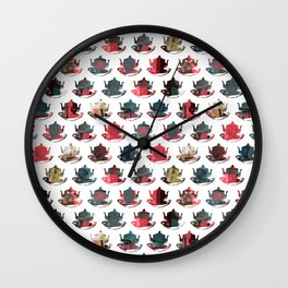imbryk_no2 Wall Clock