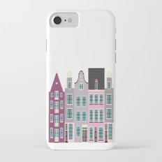 City iPhone 7 Slim Case